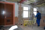 2009 - Sanierung des Barraums