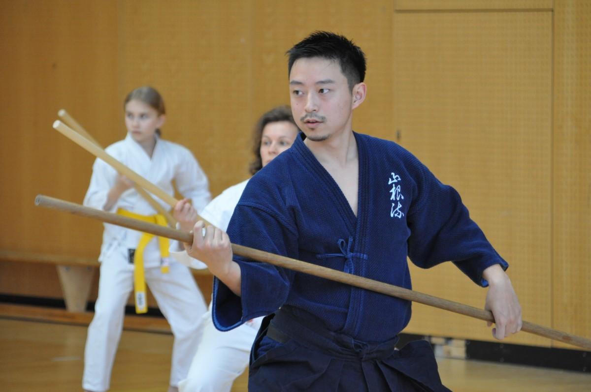 Yamanni Chinen Ryu Kobujutsu