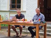 Ralf Smolin Jahreshauptversammlung des Ascania Karate Traditionell e.V. 2021